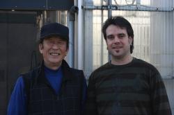 Beim Züchter Aoki in Niigata